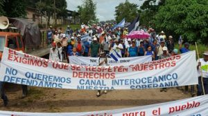protesta,canal,Ley 840,