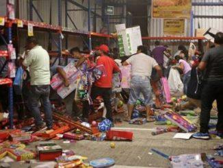 México,cinco muertos,gasolina,