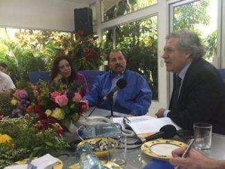 OEA,gobierno,Nicaragua,Informe,oposición,
