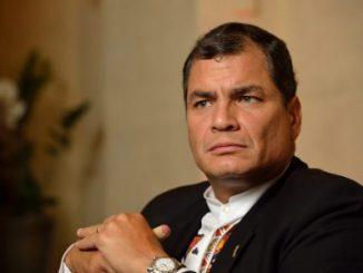 Rafael Correa,Ecuador