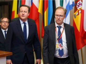 embajador británico,renuncia