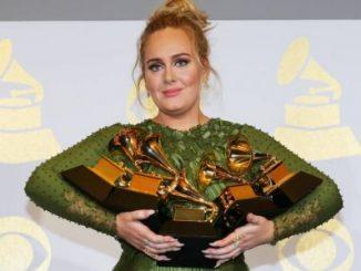 Adele,premios Grammy,