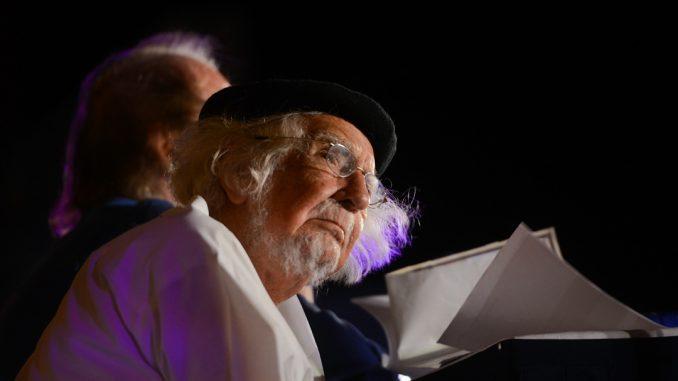 Ernesto Cardenal,poeta,perseguido político,