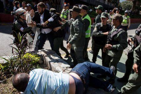 Opositores-Venezuela