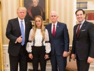 Donald Trump,liberación,Leopoldo López