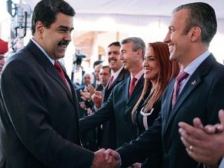 Vicepresidente de Venezuela,narcotráfico,
