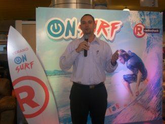 Ramón Sánchez, Gerente de Ventas de Radio Shack