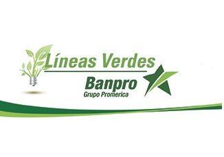 Banpro Lineas Verdes