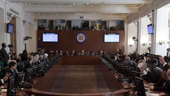 OEA,Venezuela,democracia,