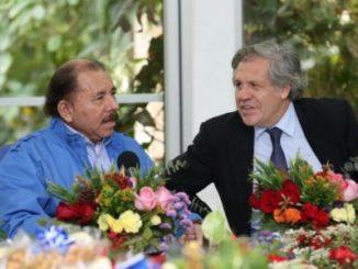 OEA,acuerdos,Gobierno