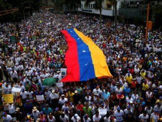 Cambio político,Venezuela,