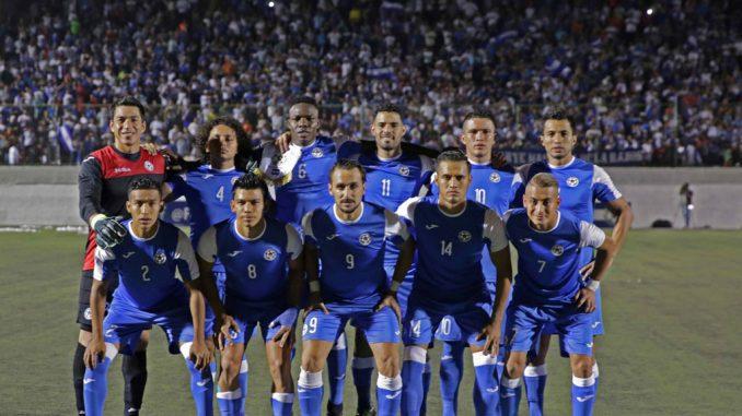 Copa Oro,Nicaragua,Haití,