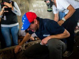 marcha,tres muertos,Venezuela,