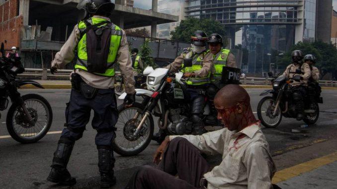 disturbios,protestas,Venezuela,once muertos,