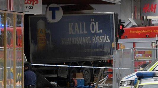 Estocolmo,atentado