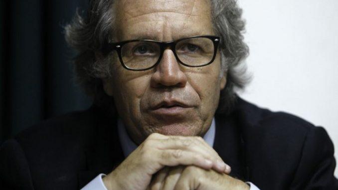 Luis Almagro,Venezuela