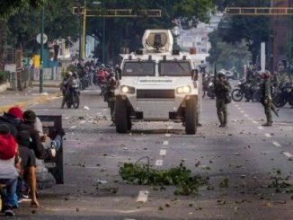 venezolanos,protesta,