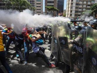 protestas,Venezuela,oposición,