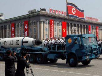Corea del Norte,misil,fracaso,