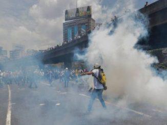 estudiante,muerte,marcha,Venezuela,