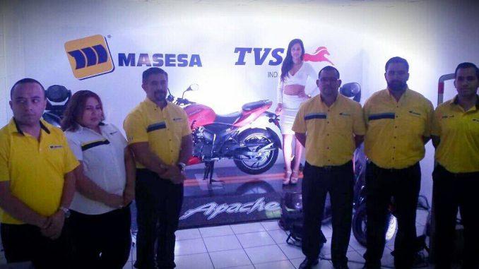 TVS Motor Company y MASESA