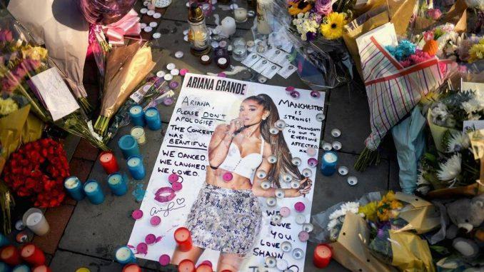 Ariana Grande,concierto benéfico,Manchester