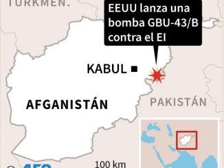 El grupo terrorista Estado Islámico atacó este miércoles un convoy de la OTAN en Kabul