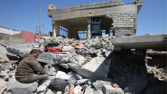 Estados Unidos admite que mató a 105 civiles en Irak
