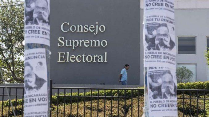 CSE que controla Daniel Ortega, llamó oficialmente a las elecciones municipales