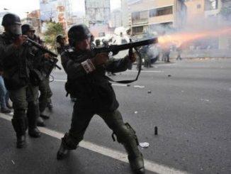 francotiradores,manifestantes,militares,Venezuela,