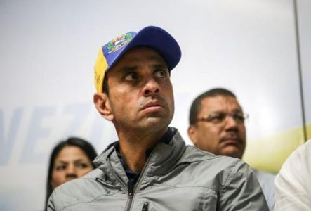 pasaporte,Henrique Capriles,ONU,Venezuela,