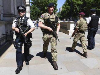 nivel de alerta,Londres,reducción,atentado terrorista,