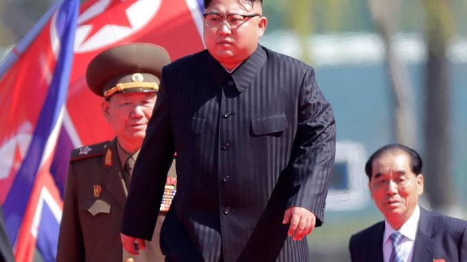 Corea del Norte,amenaza,