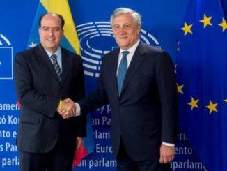 Parlamento Europeo,sanciones,Nicolás Maduro,