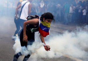 Venezuela,muertos,militares detenidos,