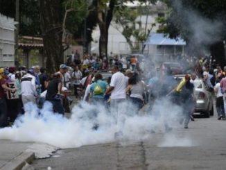 régimen,Venezuela,marcha,represión,