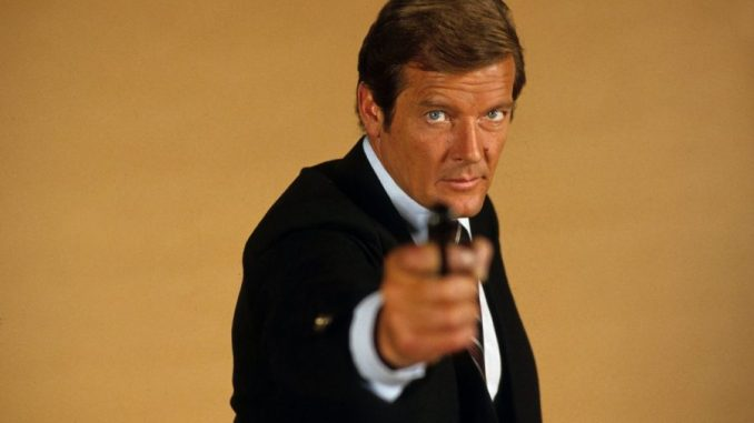 Roger Moore,James Bond,muerto,