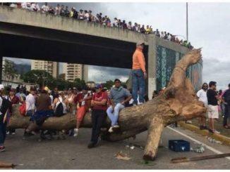 Trancazo,Constituyente,Venezuela,
