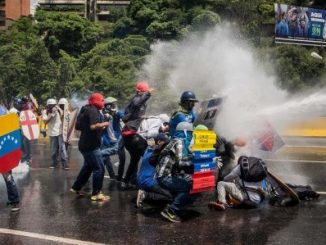 venezolanos,marcha de los escudos,