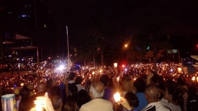 protestas nocturnas,Venezuela,43 fallecidos,