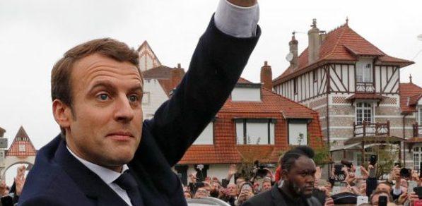 Francia ya tiene, nuevo. presidente,