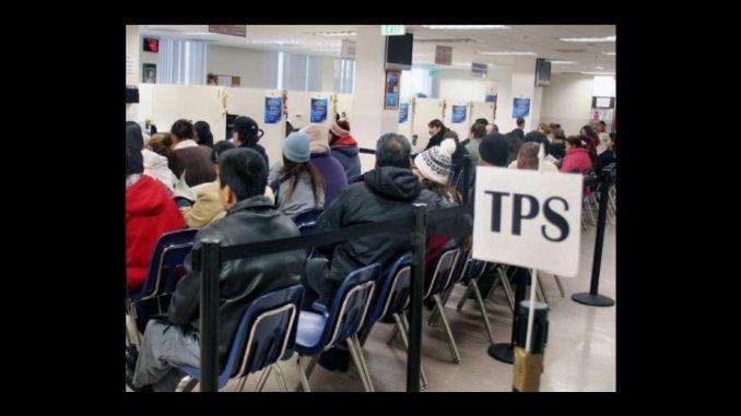 TPS,inmigrantes centroamericanos,