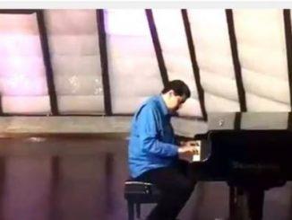 Piano,Nicolás Maduro,Venezuela,protestas,