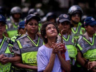 marcha de los abuelos,protesta,Venezuela,