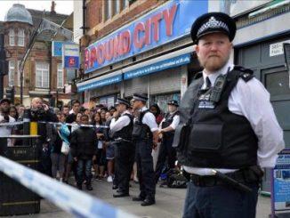Londres,ataque,siete muertos,