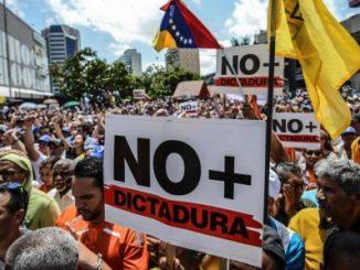 cancilleres OEA,crisis venezolana,