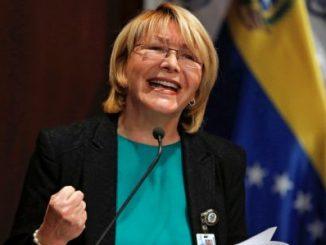 exfiscal,Luisa Ortega,Colombia,protección,