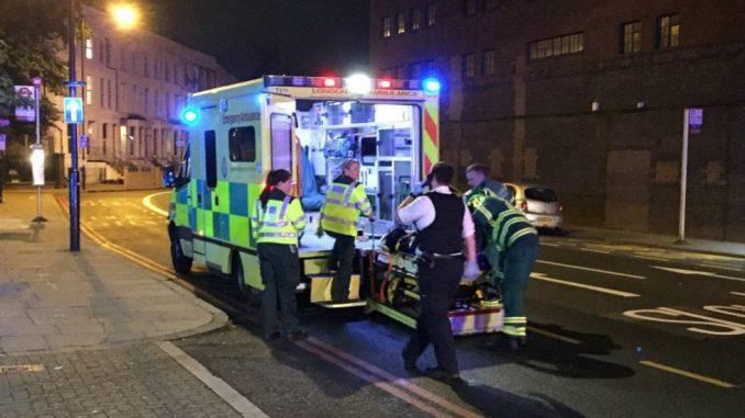 atentado terrorista,Londres,furgoneta,atropello,