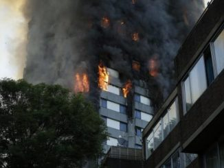 Londres,incendio,torre residencial,