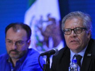 OEA,Luis Almagro,tercer informe,Venezuela